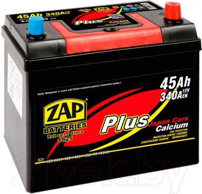 Автомобильный аккумулятор ZAP Plus Japan 545 23 R (45 А/ч)