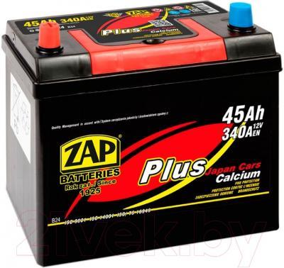 Автомобильный аккумулятор ZAP Plus Japan 545 24 L (45 А/ч)