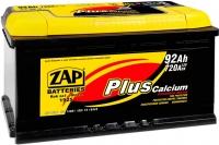 Автомобильный аккумулятор ZAP Plus 592 18 R (92 А/ч) -