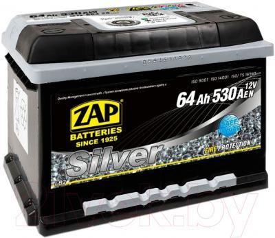 Автомобильный аккумулятор ZAP Silver 564 25 R (64 А/ч)