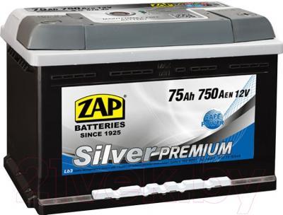 Автомобильный аккумулятор ZAP Silver Premium 575 45 (75 А/ч)