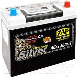 Автомобильный аккумулятор ZAP Silver Japan 535 72 L (35 А/ч)