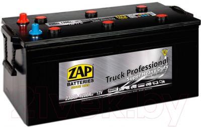 Автомобильный аккумулятор ZAP Truck SHD 730 11 (230 А/ч)