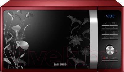 Микроволновая печь Samsung MG23F301TFR - общий вид