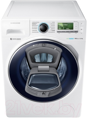 Стиральная машина Samsung WW12K8412OW