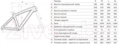 Велосипед Format 1413 26 2016 (XL, оранжевый матовый)