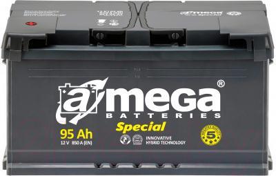 Автомобильный аккумулятор A-mega Special 6СТ-95-А3 (95 А/ч)