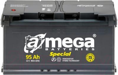 Автомобильный аккумулятор A-mega Special 6СТ-105-А3 (105 А/ч)