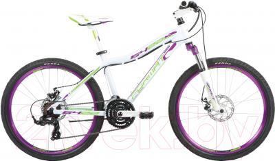 Велосипед Format 6422 Girl (белый)