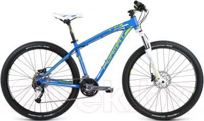 Велосипед Format 7741 (S, синий матовый)