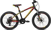 Детский велосипед Format 7412 Boy (черный матовый) -