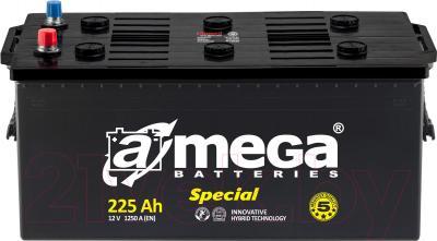 Автомобильный аккумулятор A-mega Special 6СТ-225-А3 (225 А/ч)
