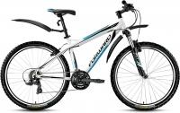 Велосипед Forward Quadro 1.0 2016 (19, белый) -