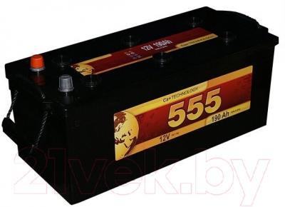 Автомобильный аккумулятор 555 6СТ-225-А3 R (225 А/ч)