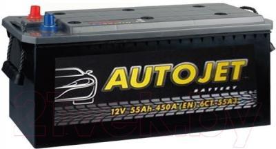 Автомобильный аккумулятор Autojet 140 R (140 А/ч)