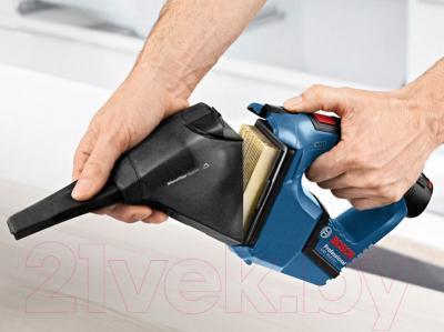 Портативный пылесос Bosch GAS 10.8 V-LI (0.601.9E3.020)