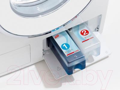 Стиральная машина Miele WKH 131 WPS ChromeEdition - дозирование TwinDos