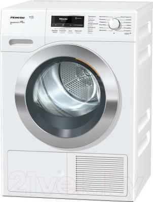 Сушильная машина Miele TKR 650 WP ChromeEdition