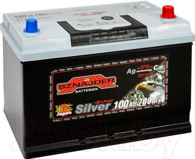Автомобильный аккумулятор Sznajder Japan 100 JR (100 А/ч)
