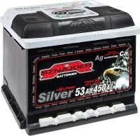 Автомобильный аккумулятор Sznajder Silver 553 25 (53 А/ч) -