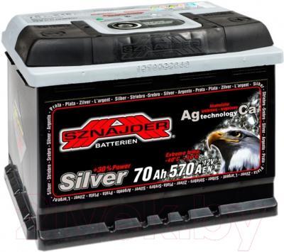 Автомобильный аккумулятор Sznajder Silver 570 25 (70 А/ч)