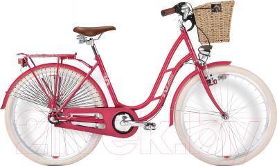 Велосипед Kross Classico II 2015 (красный)