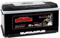 Автомобильный аккумулятор Sznajder Silver 596 25 (96 А/ч) -