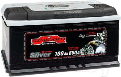 Автомобильный аккумулятор Sznajder Silver 600 25 (100 А/ч)