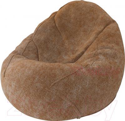 Бескаркасное кресло Meshok.by Велюр Лайт 6 (smart balls, S)