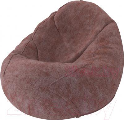 Бескаркасное кресло Meshok.by Велюр Лайт 7 (smart balls, L)