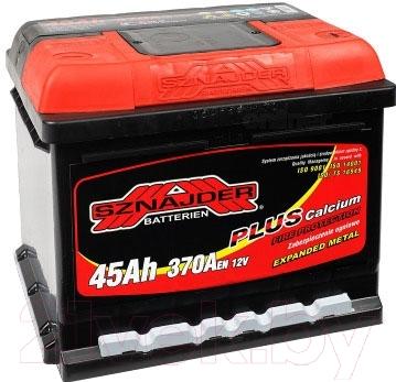 Автомобильный аккумулятор Sznajder Plus 55 R (55 А/ч)