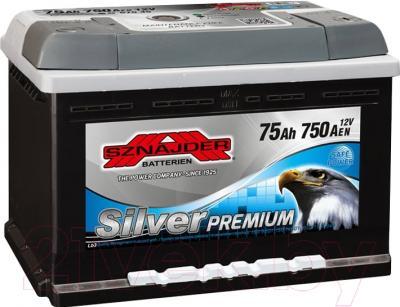 Автомобильный аккумулятор Sznajder Silver Premium 575 45 (75 А/ч)
