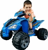 Детский квадроцикл Sundays BJ007 (голубой) -