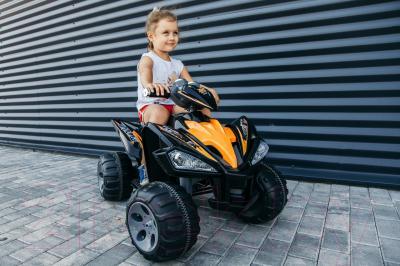 Детский квадроцикл Sundays BJ007 (черный)
