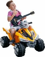 Детский квадроцикл Sundays BJ9917 (желтый) -
