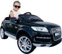 Детский автомобиль Sundays Audi Q7 license HLQ7 (черный) -