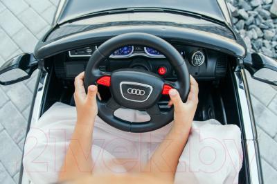 Детский автомобиль Sundays Audi Q7 license HLQ7 (черный)