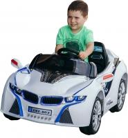 Детский автомобиль Sundays BMW i8 BJ803 (белый) -