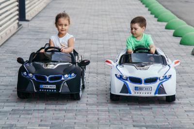 Детский автомобиль Sundays BMW i8 BJ803 (белый)