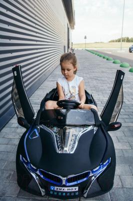 Детский автомобиль Sundays BMW i8 BJ803Р (черный)