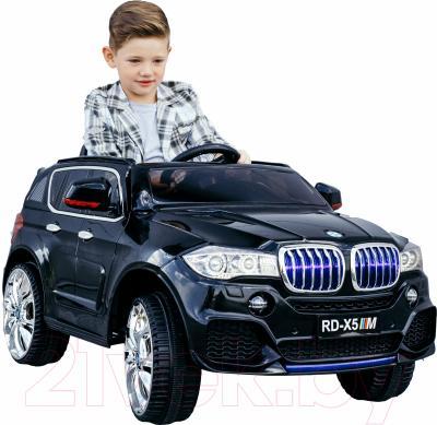 Детский автомобиль Sundays BMW X5M BJRD500 (черный)