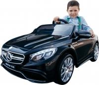 Детский автомобиль Sundays Mercedes Benz license BJ169 (черный) -