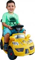 Детский автомобиль Sundays Mercedes Mini BJ21 (желтый) -