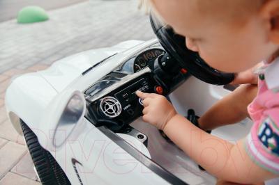 Детский автомобиль Sundays Porsche 911 BJX158 (белый)
