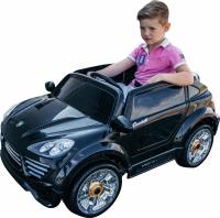 Детский автомобиль Sundays Porsche Cayenne BJ1018 (черный) -