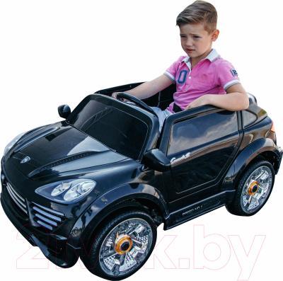 Детский автомобиль Sundays Porsche Cayenne BJ1018 (черный)