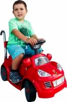 Детский автомобиль Sundays Porsche Mini BJ26 (красный) -