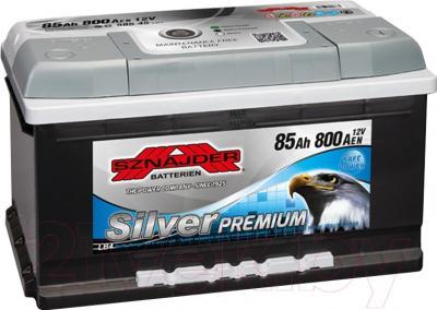 Автомобильный аккумулятор Sznajder Silver Premium 585 45 (85 А/ч)