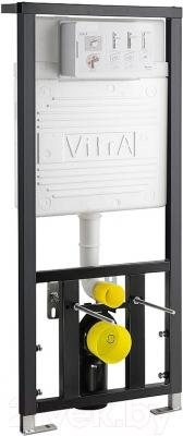 Унитаз с инсталляцией VitrA Arkitekt (9005B003-7212) - инсталляция