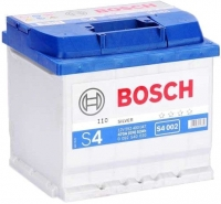 Автомобильный аккумулятор Bosch S4 002 552 400 047 / 0092S40020 (52 А/ч) -